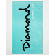 DIAMOND SUPPLY CO. OG Script Towel