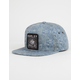 HURLEY Beach Cruiser Mens Snapback Hat