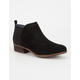 TOMS Deia Womens Booties