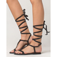 FREE PEOPLE Dahlia Lace Up Womens Sandals