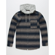 ALTAMONT Wafford Mens Hooded Flannel Shirt
