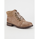 DIRTY LAUNDRY Treble Womens Hiker Boots