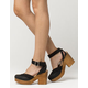 FREE PEOPLE Walk This Way Womens Clogs
