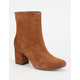 FREE PEOPLE Cecile Womens Ankle Boots