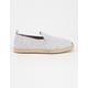 TOMS Drizzle Grey Womens Alpargata Shoes