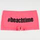 #beachtime Boyshorts