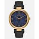 NIXON Chameleon Leather Watch