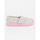TOMS Wool Polka Dot Toddlers Classics