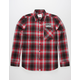 ALTAMONT Sub Pop Mens Flannel Shirt
