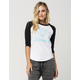 DIAMOND SUPPLY CO. OG Sign Womens Raglan Tee