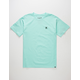HURLEY Icon Pastel Mens T-Shirt