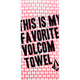 VOLCOM My Favorite Towel