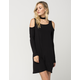 EYESHADOW Cold Shoulder Dress