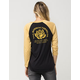 LIRA Rose Womens Raglan Tee