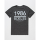 YOUNG & RECKLESS Juncture Mens T-Shirt