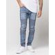 LIRA Bleeker Mens Moto Jeans