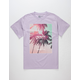YOUNG & RECKLESS Pacific Palms Mens T-Shirt