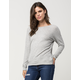 FULL TILT Essential Cozy Womens Sweatshirt