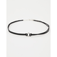 FULL TILT Circle Pendant Choker Necklace