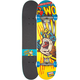 SANTA CRUZ x Marvel Wolverine Hand Mid Complete Skateboard- AS IS