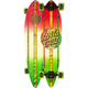 SANTA CRUZ Mahaka Rasta Pintail Cruzer- AS IS