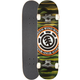 ELEMENT Land Lines Seal Full Complete Skateboard- AS IS