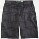 HURLEY Intersect Boardwalk Mens Hybrid Shorts
