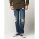 LEVI'S 502 Weather Regular Taper Fit Mens Jeans