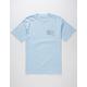 RVCA Mini Cut Out Box Mens T-Shirt