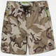 HURLEY Flamo Cool By The Pool Mens Hybrid Shorts