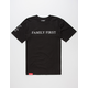 LA FAMILIA Family First Mens T-Shirt
