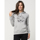 VOLCOM Barrel Out Womens Hoodie