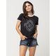 VOLCOM Stoned Womens Denim Shorts