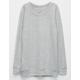FULL TILT Essential Cozy Girls Sweatshirt