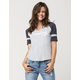 FULL TILT Funday Womens Football Tee