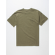 RVCA Press Chest Mens T-Shirt