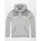 RETROFIT Shaun Mens Hooded Henley Sweater