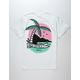 KEY STREET Palm Tree Mens T-Shirt