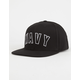 WAVY Team Wavy Mens Snapback Hat