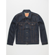 LEVI'S Rinse Trucker Mens Denim Jacket