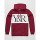 YOUNG & RECKLESS Hybrid Mens Hoodie
