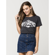 BILLABONG Indigo Logo Womens Tee