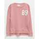 FULL TILT 89 Girls Sweatshirt