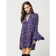 FREE PEOPLE Magical Mystery Tunic Dress