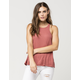 FREE PEOPLE Long Beach Womens Tank