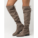 SODA Over The Knee Womens Boots