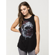 METAL MULISHA Crimson Womens Tank