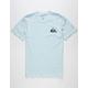 QUIKSILVER M & W Mens T-Shirt