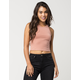 BOZZOLO Cropped Womens Tank