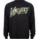 MIGHTY HEALTHY Blend Camo Mens Sweatshirt